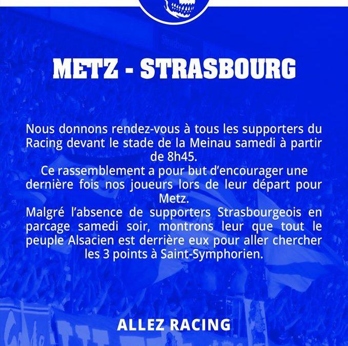 Metz – Strasbourg